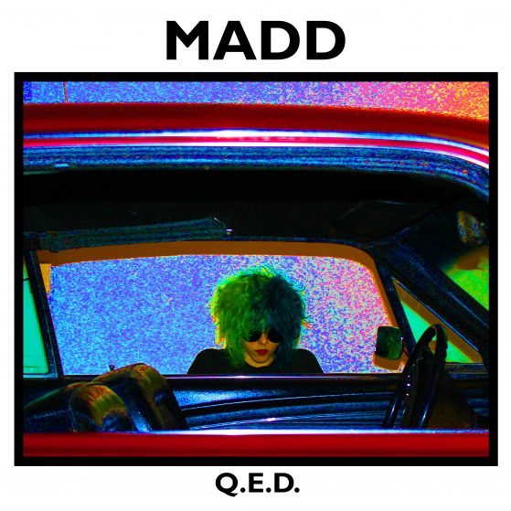 Madd- QED album cover